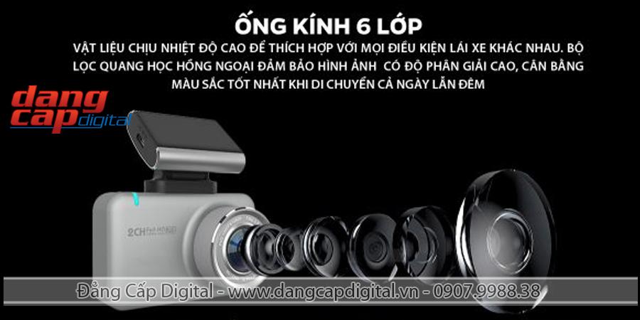 Camera hành trình ANYTEK Z1 Màn hình cảm ứng