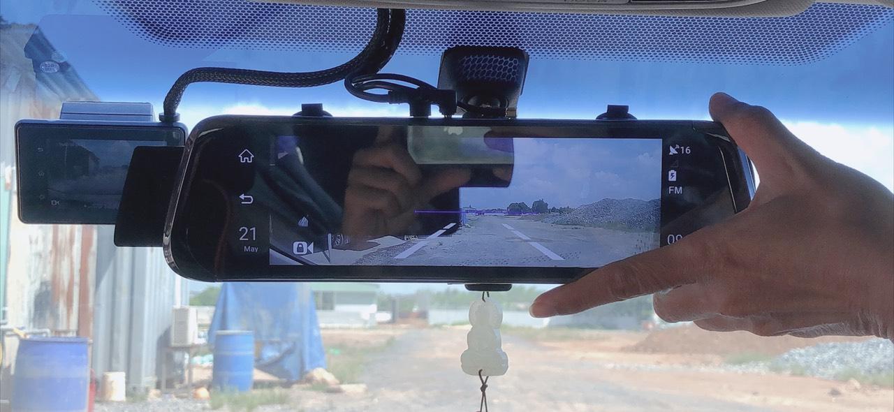 Camera hành trình Procam M98 4G Mirror 10inch