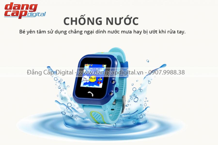 Đồng hồ định vị trẻ em Wonlex GW400E chống nước IP67