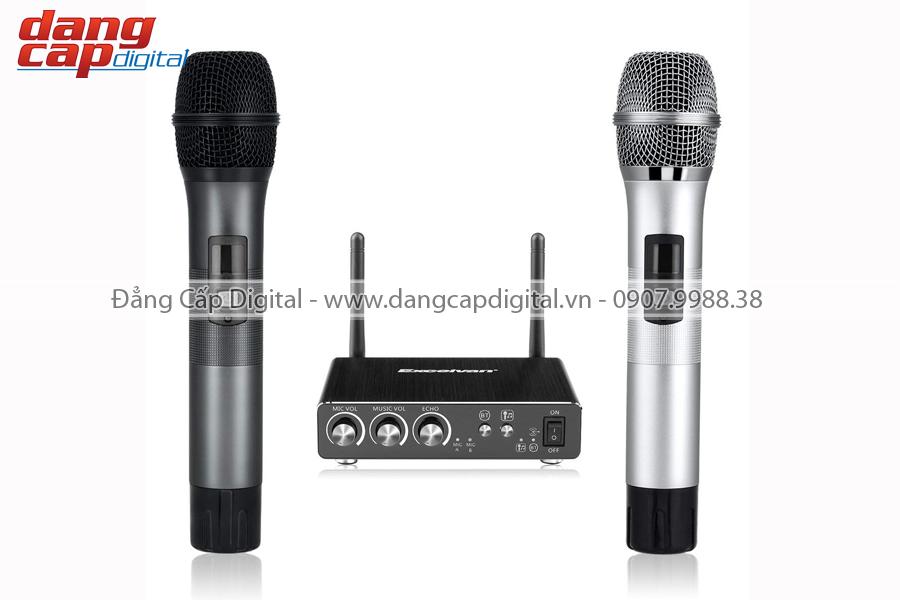 Excelvan K28, Micro Karaoke không dây