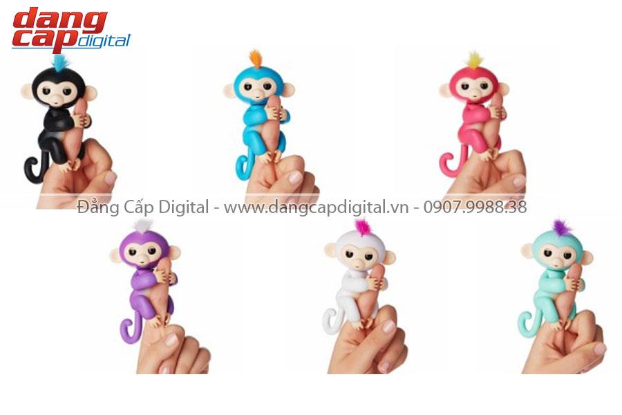 Fingerling, đồ chơi mini đeo tay hình Khỉ