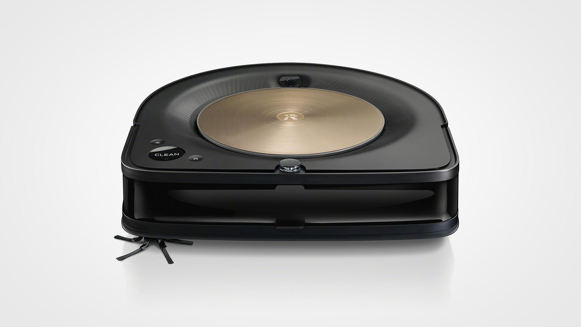 iRobot Roomba S9 Plus, Robot hút bụi tự đổ rác