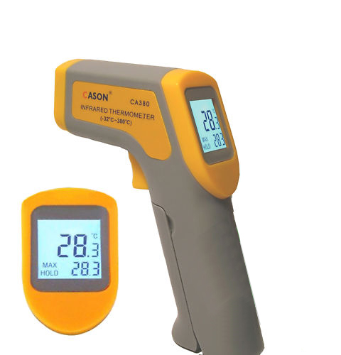 Máy đo nhiệt độ từ xa CaSon CA 380