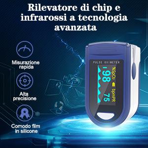 Máy đo nồng độ Oxy trong máu Jumper 100C