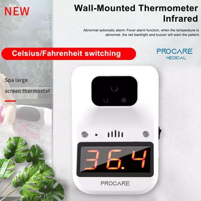 Máy đo thân nhiệt từ xa tự động Procare K3 Plus