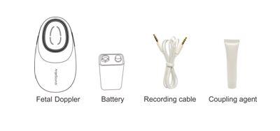 Máy nghe tim thai Jumper 100 S9 mẫu mới