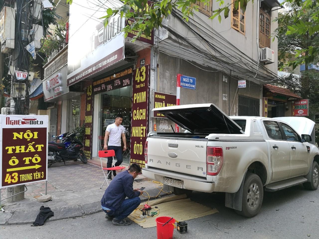 Nghệ Auto Đại Lý phân phối camera hành trình thông minh 4G Procam chính thức tại Hà Nội và các vùng lân cận