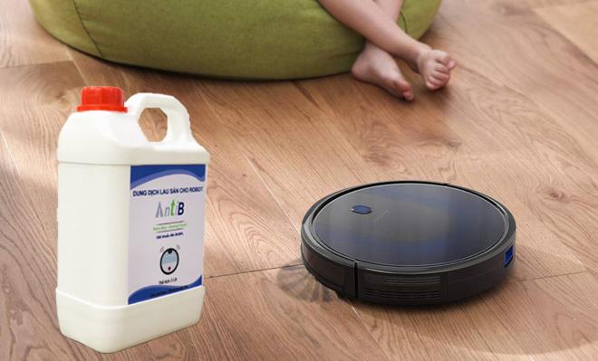 Nước lau nhà chuyên dụng cho robot