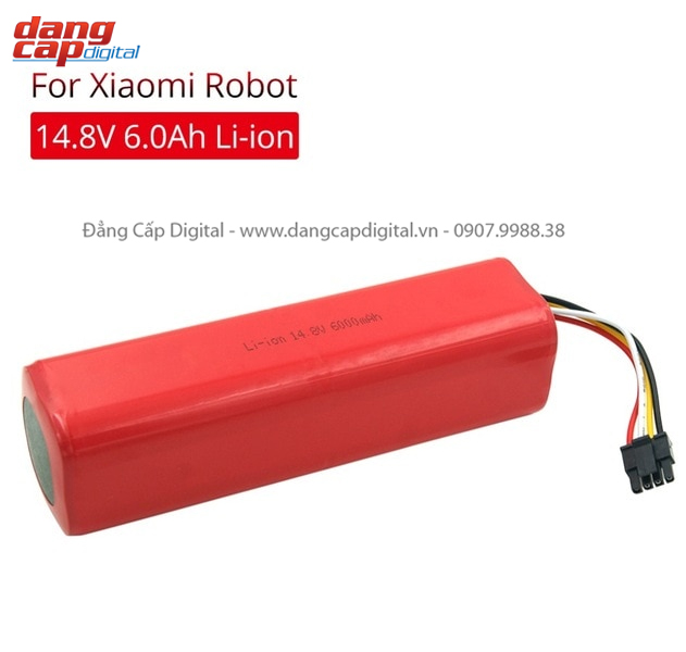 Pin Robot Hút Bụi Xiaomi , Battery Vacuum Cleaner