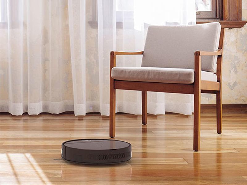 Probot Nelson A7 Hybrid, Robot hút bụi lau nhà WiFi, Alexa, Động cơ Hybrid Turbo