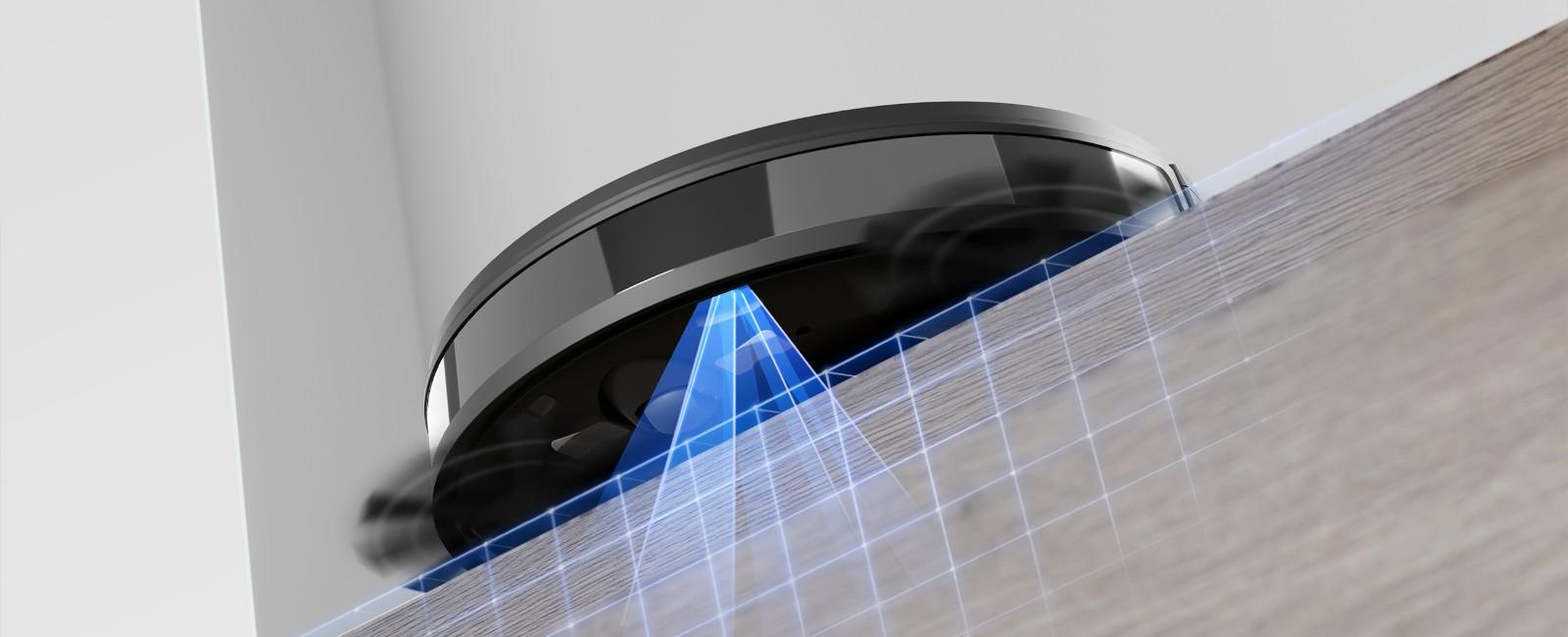 Probot Nelson A9, Robot hút bụi lau nhà AIVI Laser