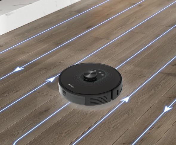 Probot Nelson A9, Robot hút bụi lau nhà LDS Laser 2700 Pa