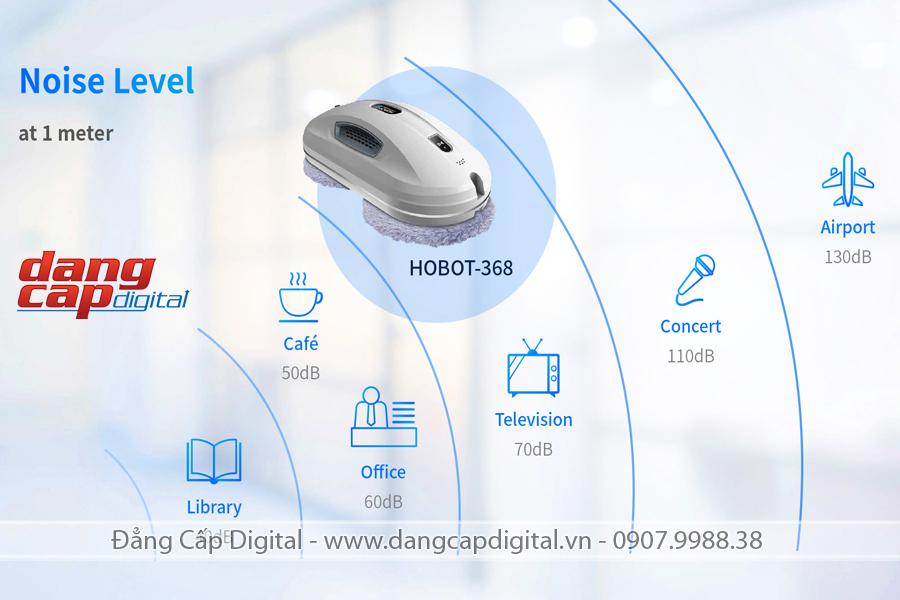 Robot lau kính Hobot 368