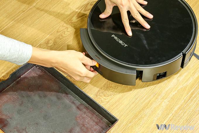 Tạp chí VNReview đánh giá robot hút Probot Nelson 880, sản phẩm đáng mua nhất năm 2018