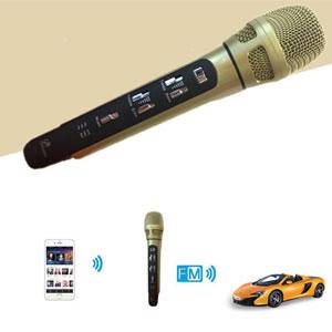 Hướng dẫn sử dụng Micro Tuxun K9 phiên bản quốc tế hát trên xe hơi các loại đơn giản nhất