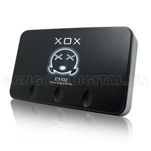 Hướng dẫn sử dụng sound card XOX K10 - XOX ES102 - XOX KS108 - XOX KS102 - XOX K100