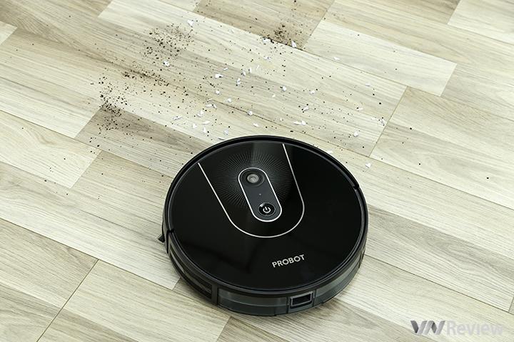 Tạp chí VNReview đánh giá Probot Nelson A8 nằm trong phân khúc Robot dọn nhà thông minh 2020
