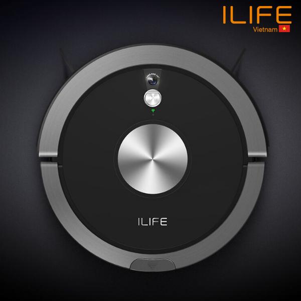 Trên tay sản phẩm iLife X800, model robot hút bụi lau nhà thông minh đến từ iLife