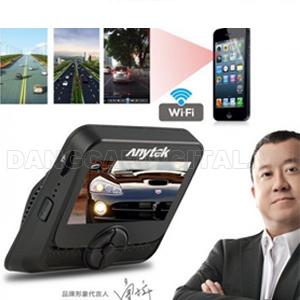 Camera hành trình wifi Anytek A50, góc 170, Night Vision