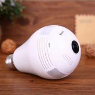Camera IP Bóng Đèn Hismart 360