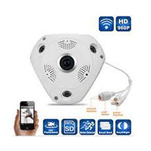 Camera IP thông minh VR 360
