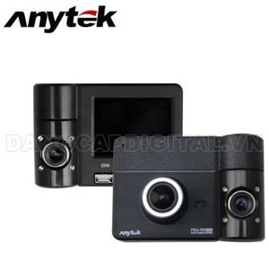 Camera hành trình oto Anytek B60 270°,2 camera trước, sau
