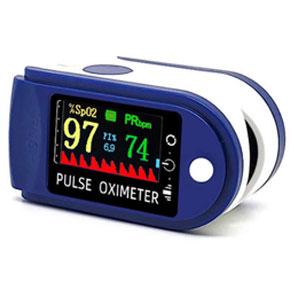 Máy đo nồng độ oxy trong máu Sp02 Pulse Oximeter TFT