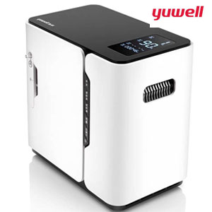 Máy Tạo oxy dùng tại nhà Yuwell YU360