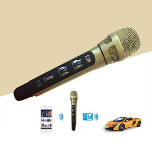Micro FM xe hơi Promic TX K9 phiên bản USA cực hay