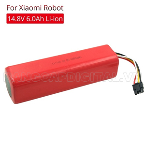 Pin Robot Hút Bụi Xiaomi , Battery Vacuum Cleaner