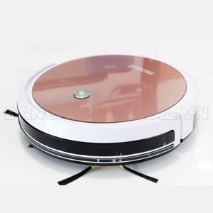 Probot nelson A3, Robot hút bụi lau nhà tự động màu Hồng