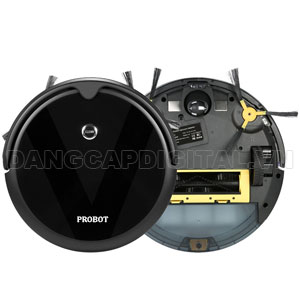 Probot nelson A3S wifi, Robot hút bụi lau nhà điều khiển qua điện thoại