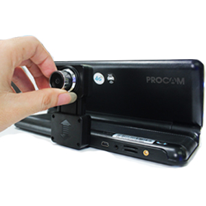Procam T98 XS Model 2019, Camera hồng ngoại trước sau, RAM 2GB, 8 INCH IPS, 4G