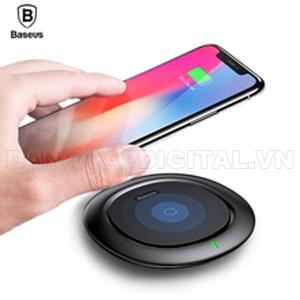 Sạc không dây iPhone 8, 8 plus, iphone X Baseus UF0 2018